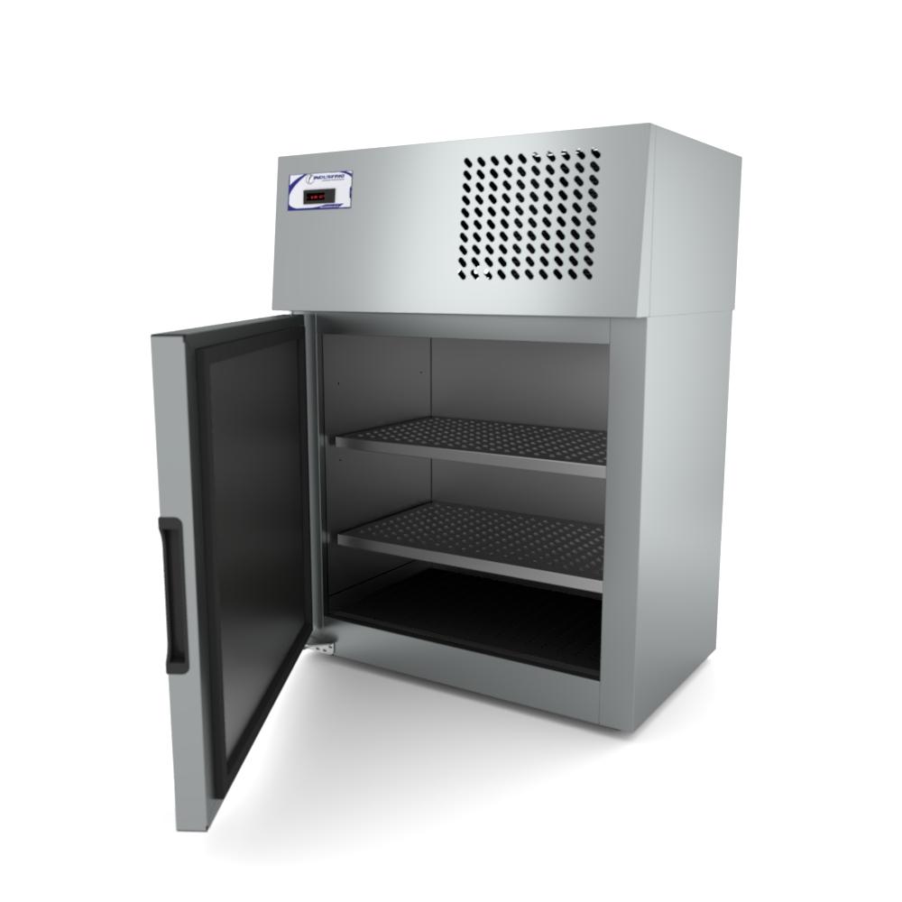 Freezer de Bancada Modelo OverHead