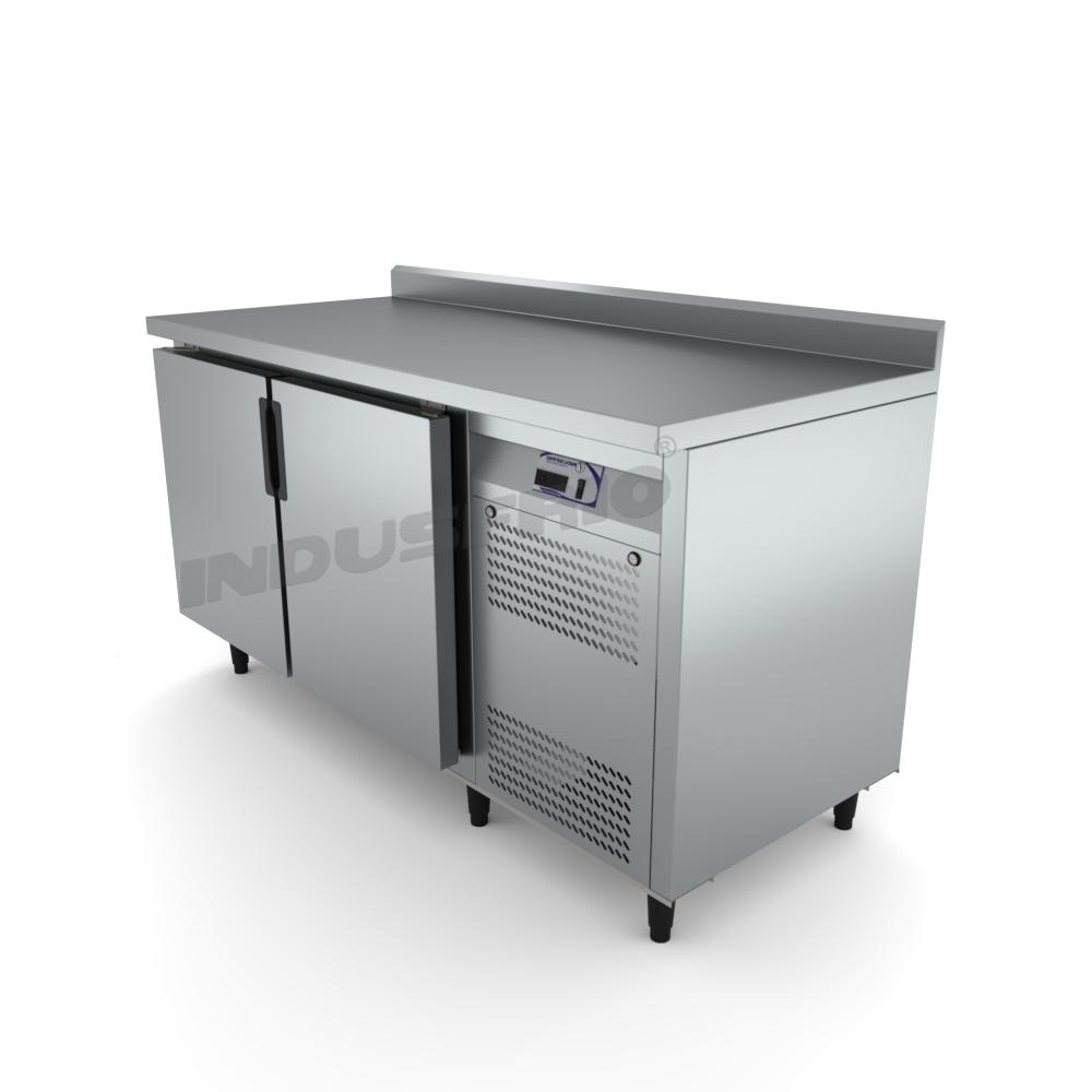 Refrigerador Horizontal 02 Portas Linha 600