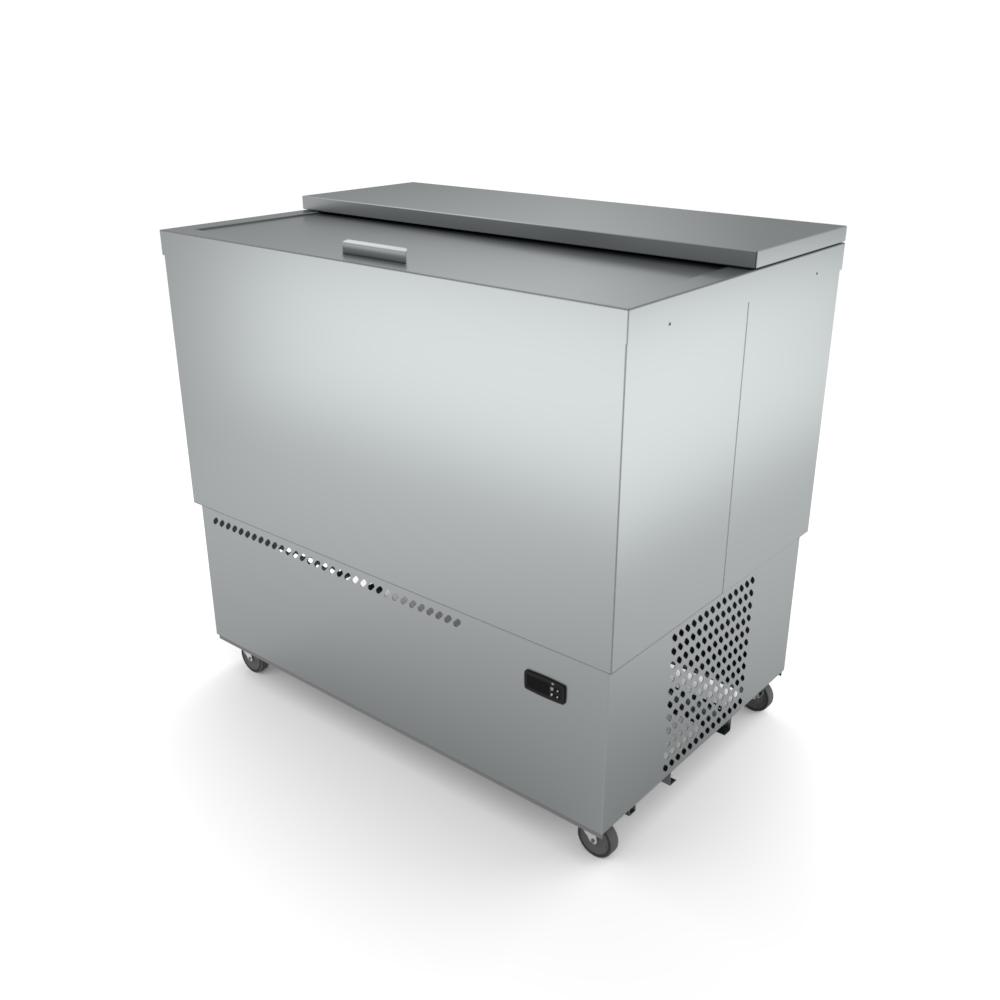 Freezer para canecos de Chopp