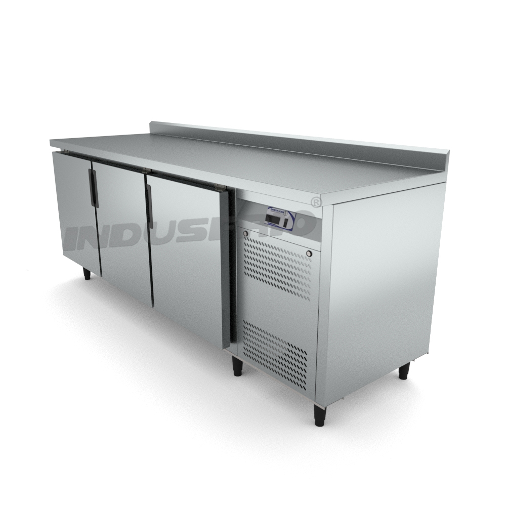 Freezer Horizontal        03 Portas         Linha 500