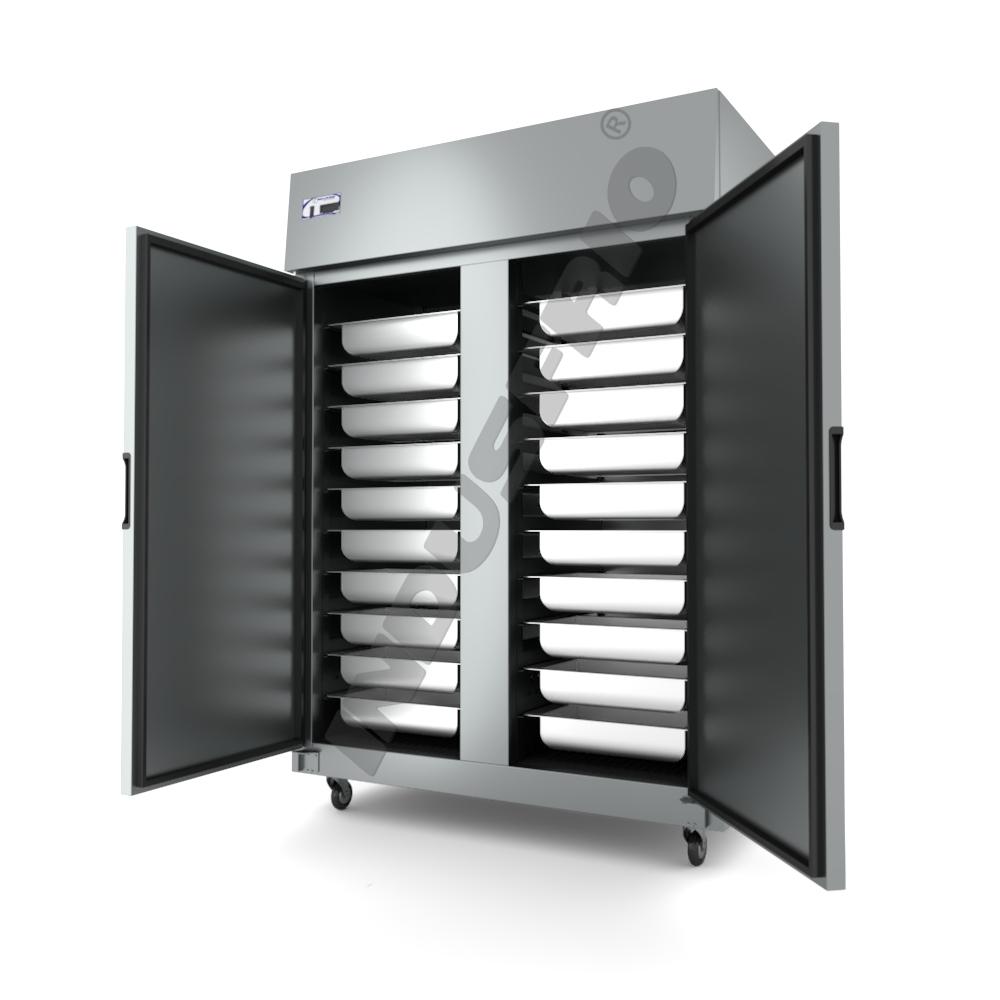 Estufa Vertical Refrigerada - 40 GNS