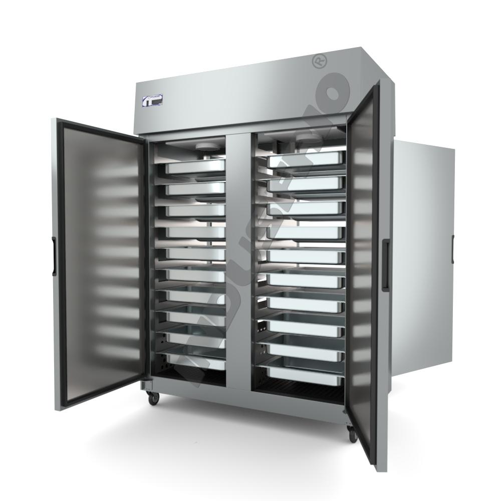 Pass Through Refrigerado Vertical - 40 GNS
