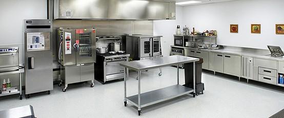 Passo a passo de como projetar uma pequena cozinha for Mobiliario cocina restaurante